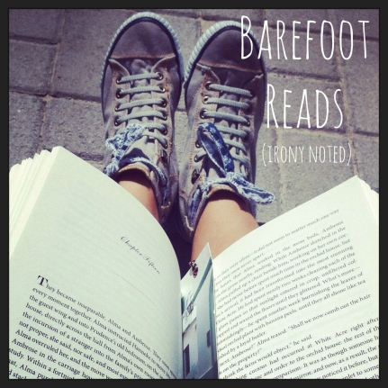 barefoot reads