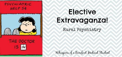 elective extravaganza psych