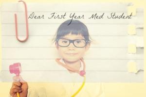 dear firstie