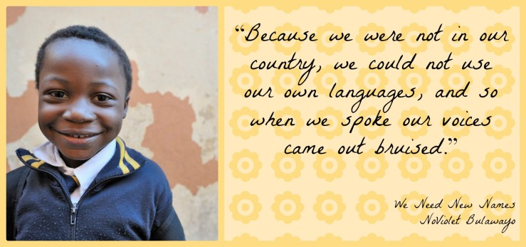 quote we need new names