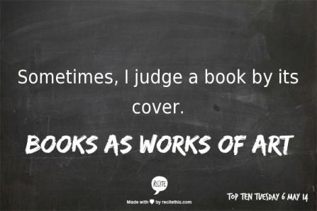 books as art