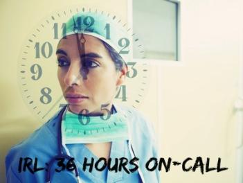 36 hour shift