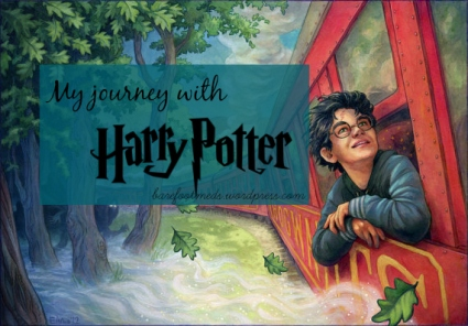 harry potter journey