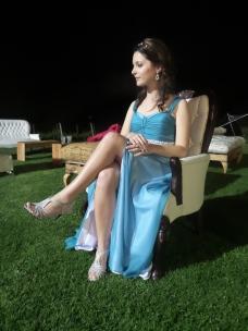 Showing some leg ;)