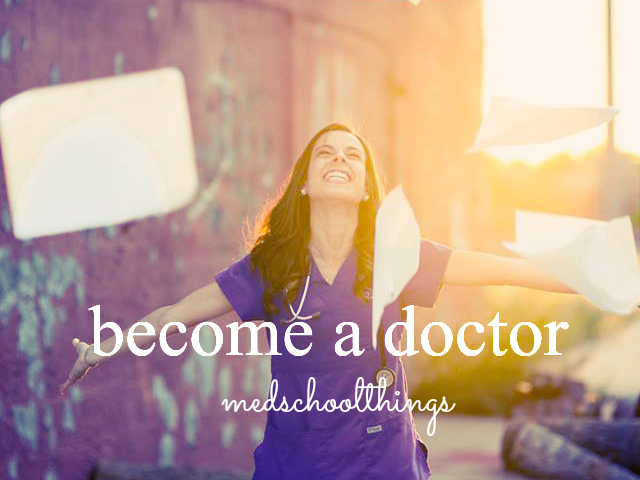 How Becoming a Doctor Works