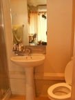 An obligatory bathroom-photo