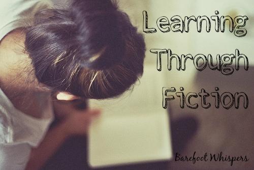 learn through fiction
