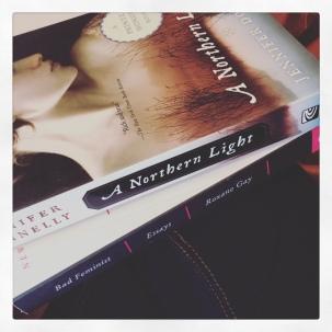 From my lovely Ninja Bookswap partner!