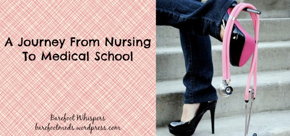 nurse to med school